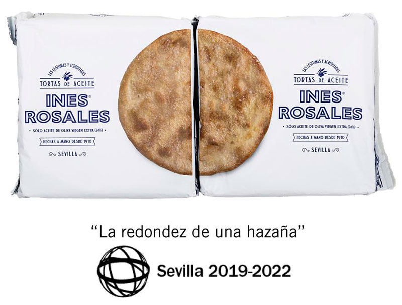 Packaging Inés Rosales