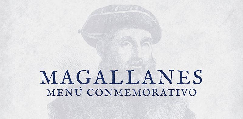 Magallanes Menú Conmemorativo. Don Juan de Alemanes