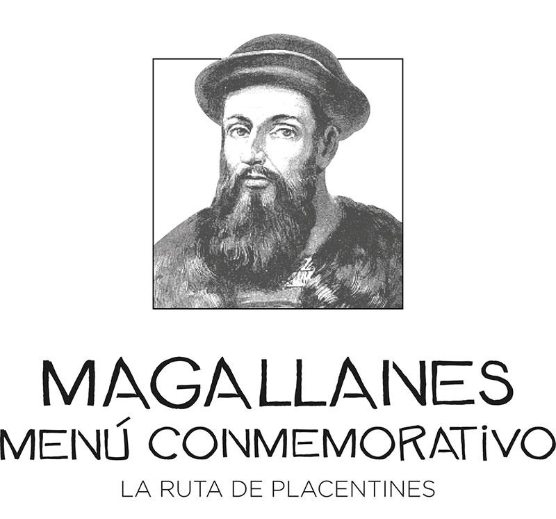 Magallanes Menú Conmemorativo. La Ruta de Placentines