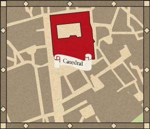 Catedral de Sevilla: Capilla de la Virgen de la Antigua