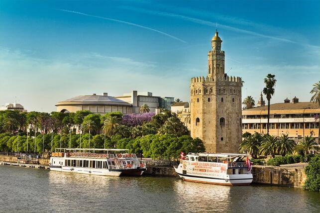 Sevilla - Torre del oro