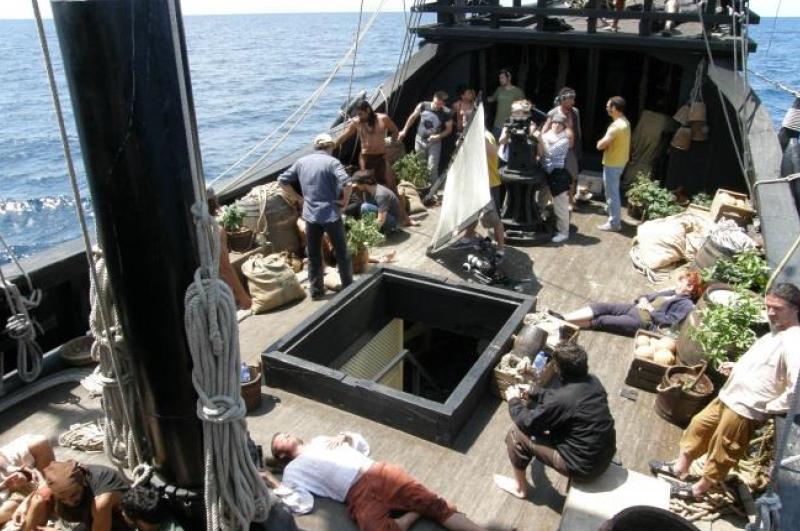 Barcos de Película