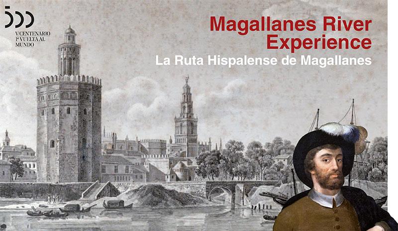 La Ruta Hispalense De Magallanes/Elcano