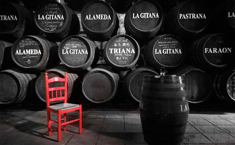 Magallanes-Elcano & Sherry en Bodegas Hidalgo La Gitana