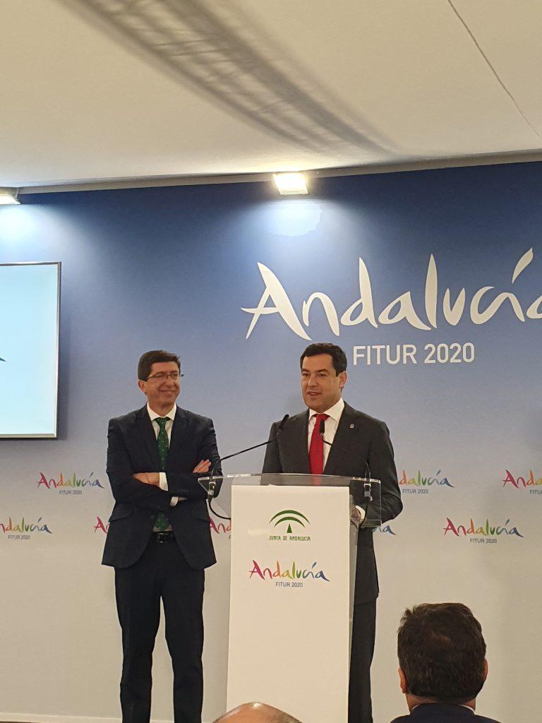 Junta Andalucía fitur 2020